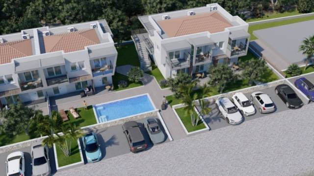(For Sale) Residential Residence complex || Kavala/Thasos - 29 Sq.m, 1 Bedrooms, 55.000€