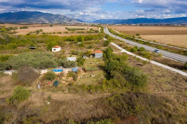 (For Sale) Land Agricultural Land  || Drama/Drama - 1.250 Sq.m, 7.000€