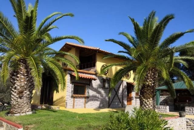 (For Sale) Residential Detached house || Kavala/Eleftheres - 110 Sq.m, 2 Bedrooms, 300.000€