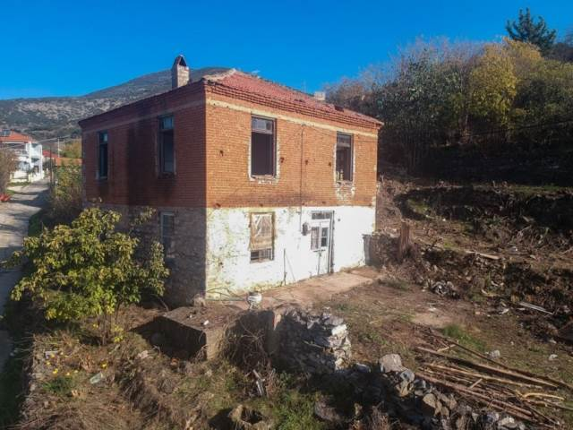 (For Sale) Residential Detached house || Kavala/Filippoi - 144 Sq.m, 4 Bedrooms, 40.000€